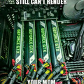 Title Can't Render Your Mom