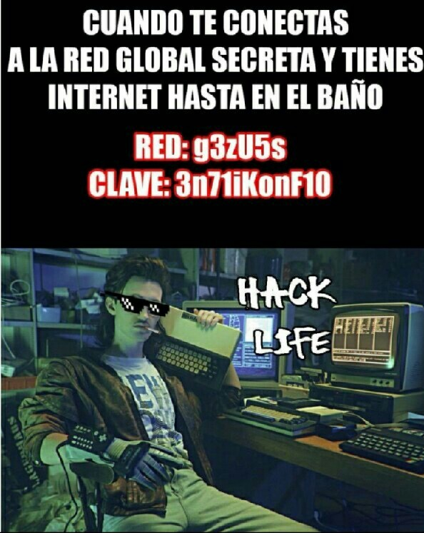 Hackerman!!! - meme