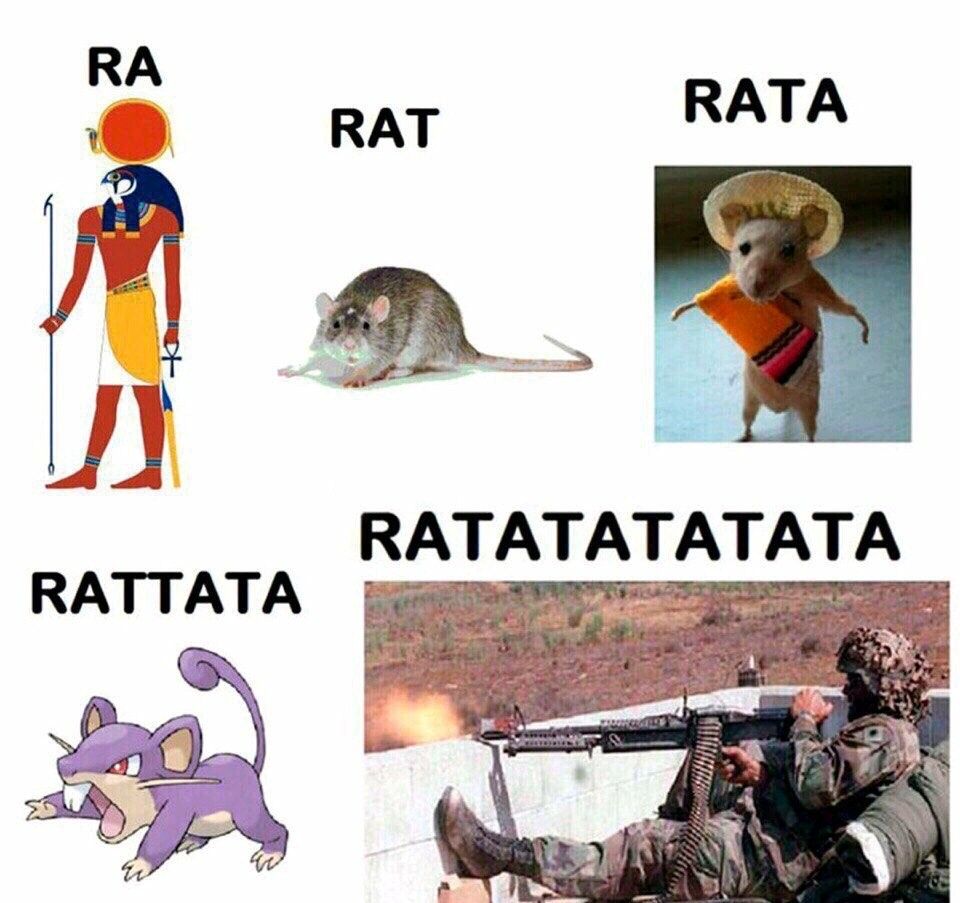 R .           A.               .t - meme