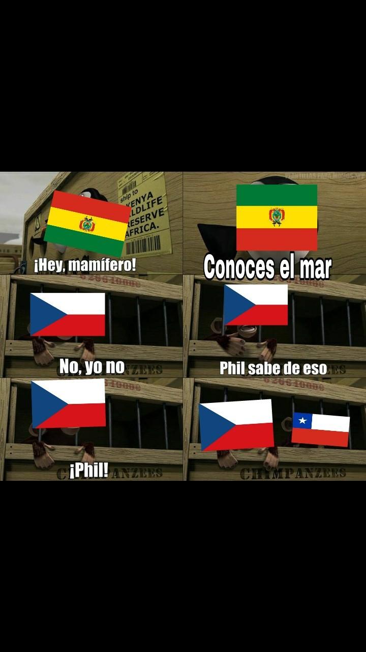 Bolibia - meme