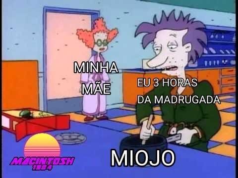 miojo - meme