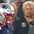guy fieri is not pleased