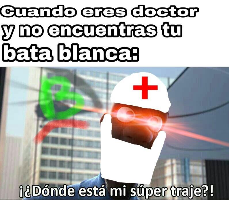 El doctor - meme