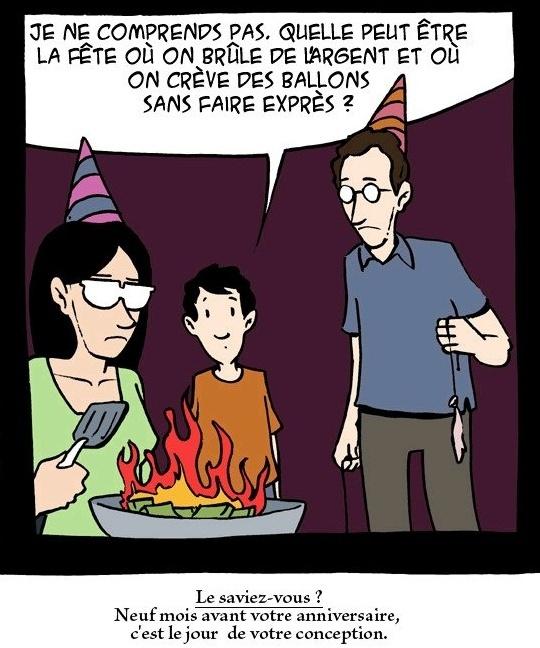 C'est la fête ! - meme