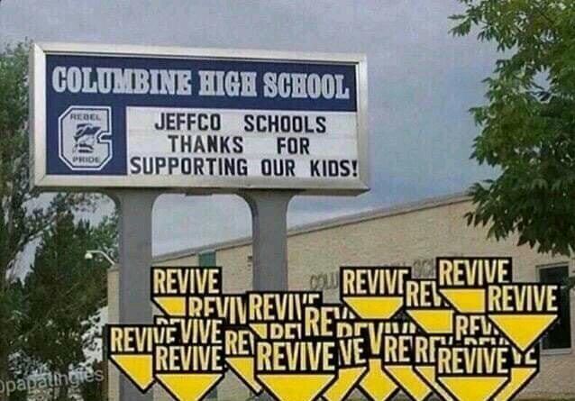 Nadie... Escuelas: en E.U. - meme
