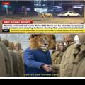 """*Roaring noises*  """"Communist lion detected"""""""