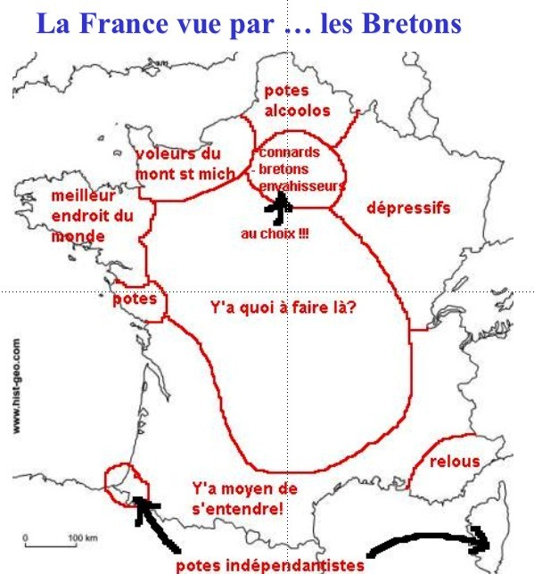 Sacrée Bretons ! - meme