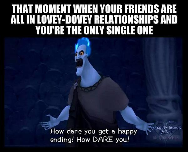 Hades is mad - meme