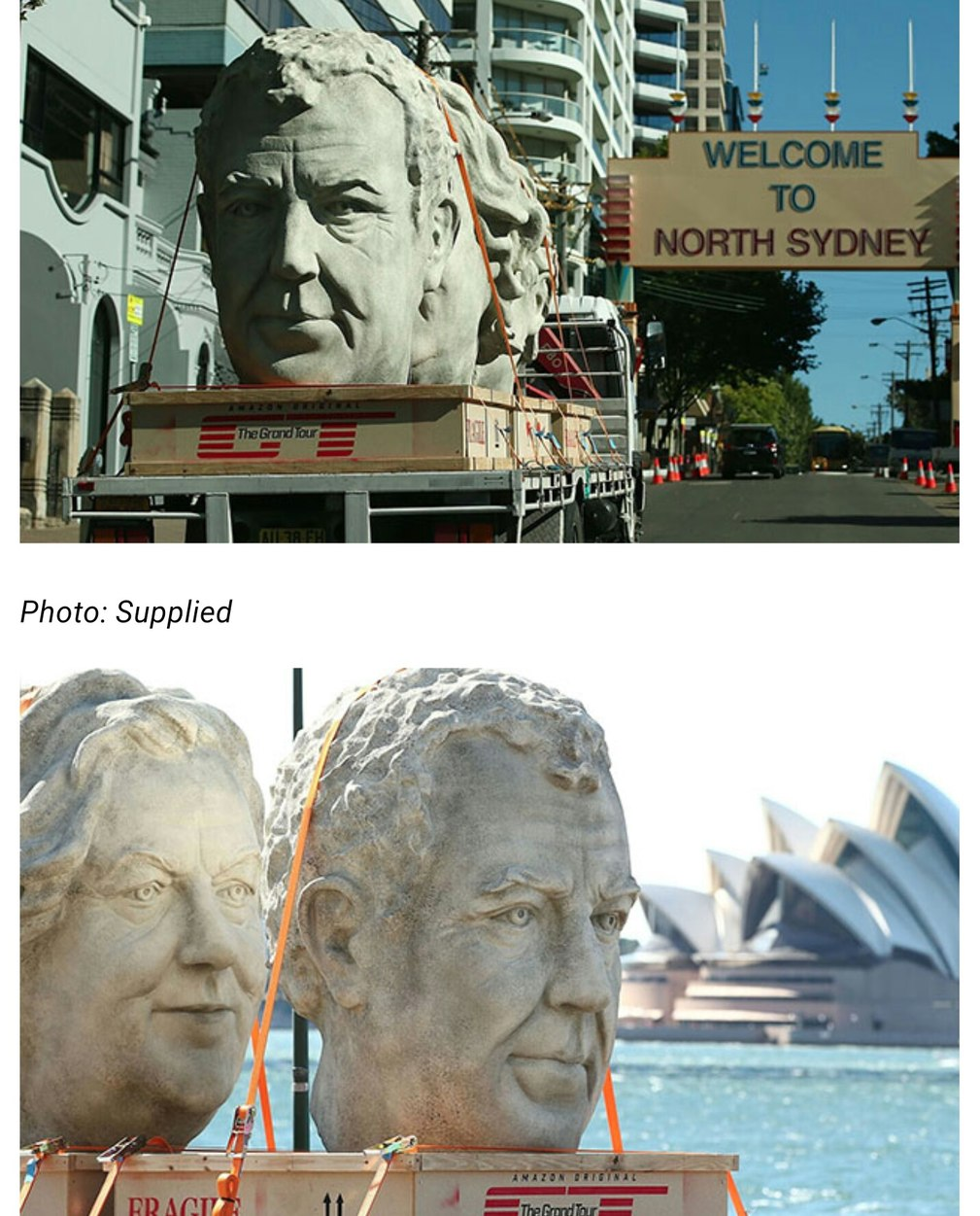 Caused a roadblock in sydney today. - meme