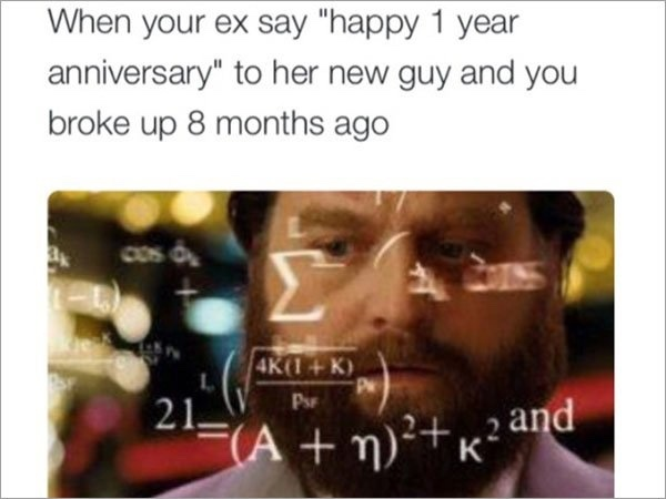 top Level Math - meme