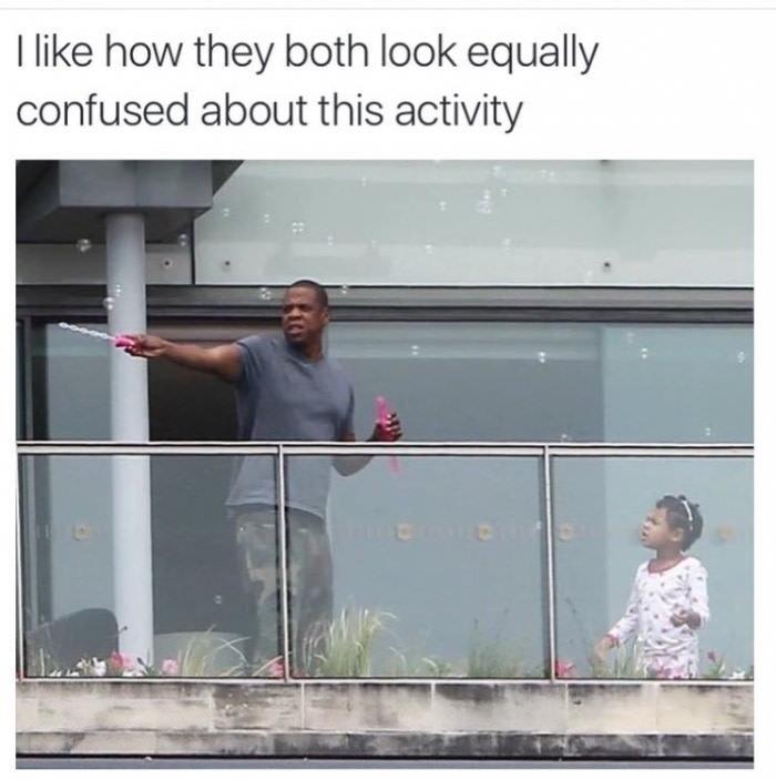 It is pretty confusing - meme