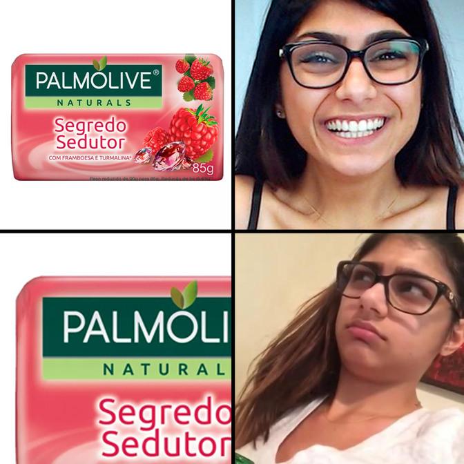 Aquele sabonete SHOW - meme