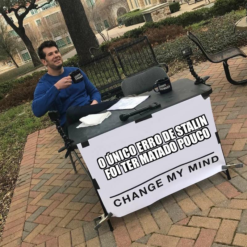 tinha que ter matado mais memo - meme
