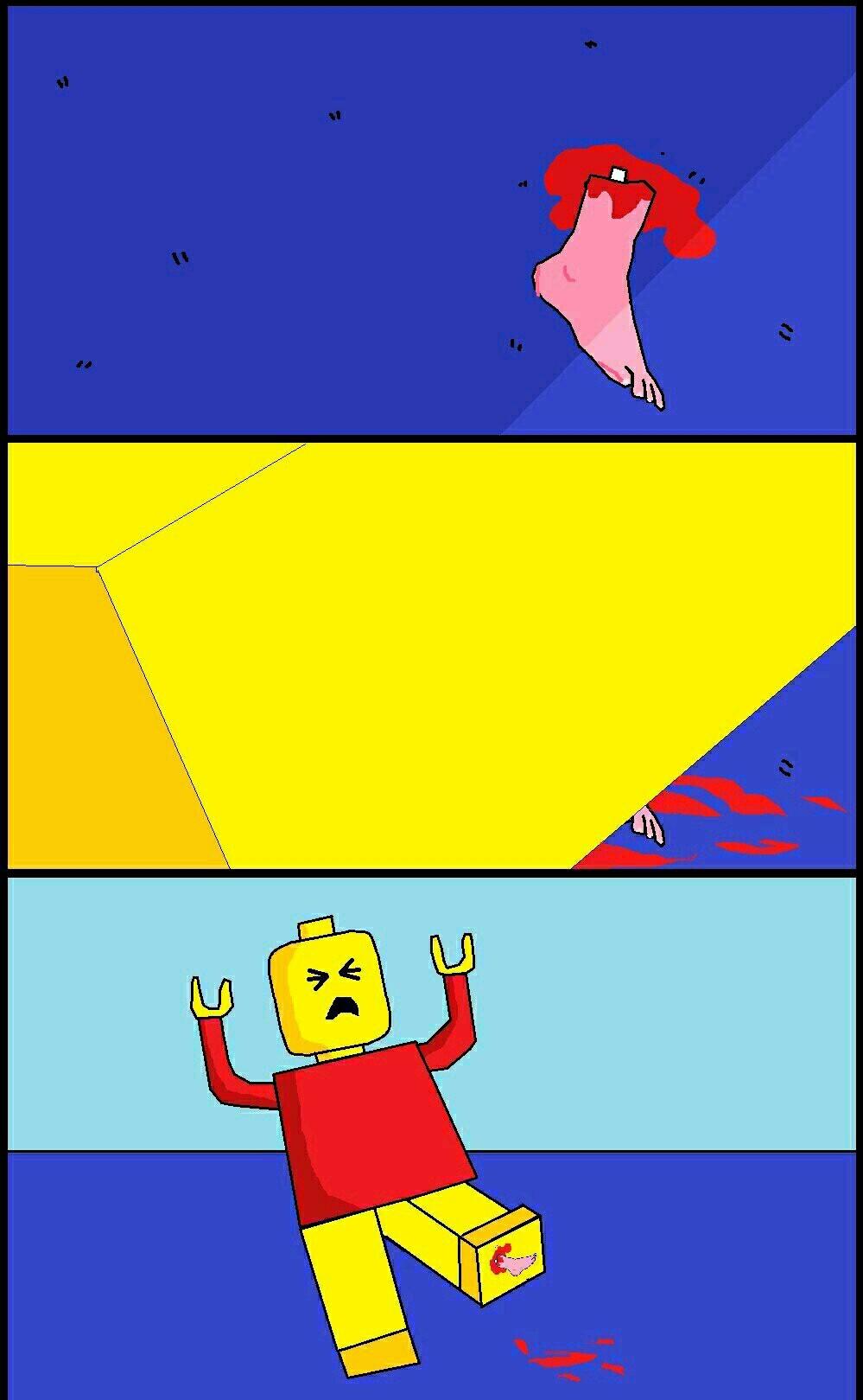 En un universo paralelo - meme