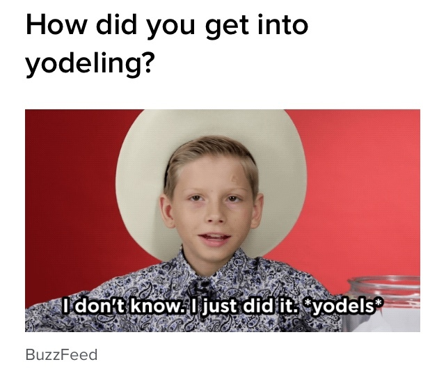 This kid just butters my eggroll - meme