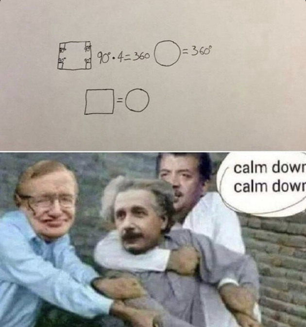 Makes Sense to me - meme