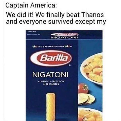 Nigatoni - meme
