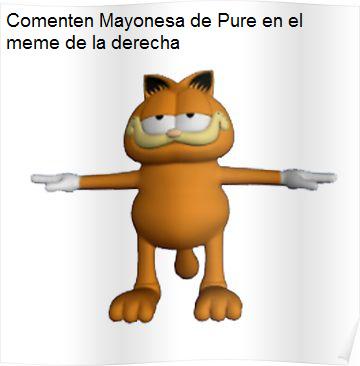 Mayonesa de pure - meme