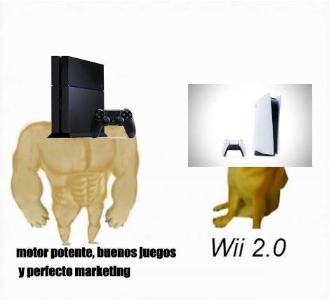 ojala tenga maincra 2.0 - meme