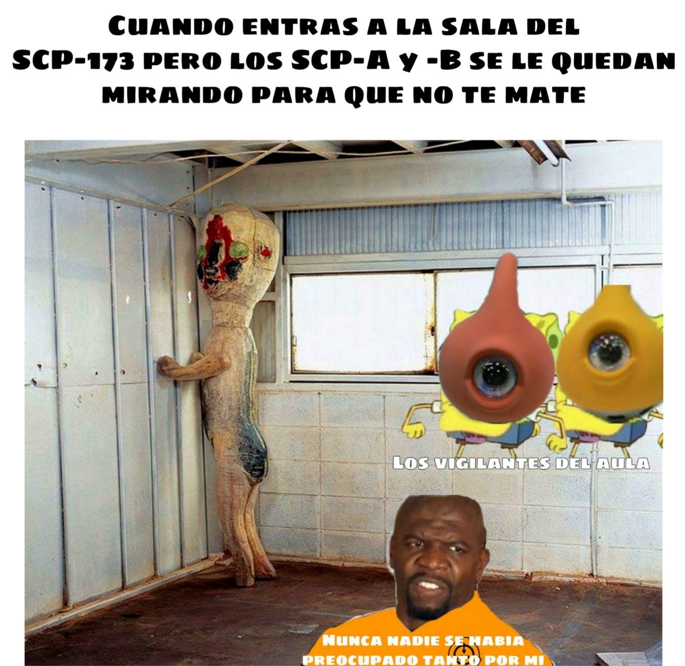 SCP - meme
