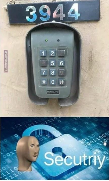 Security - meme