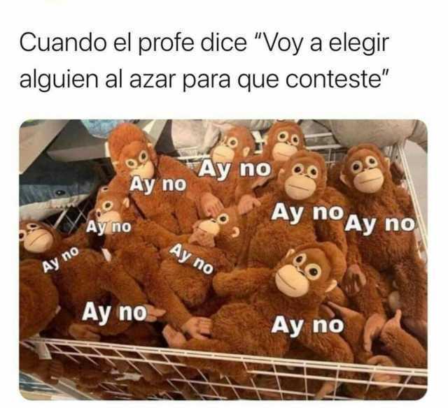 ay no - meme