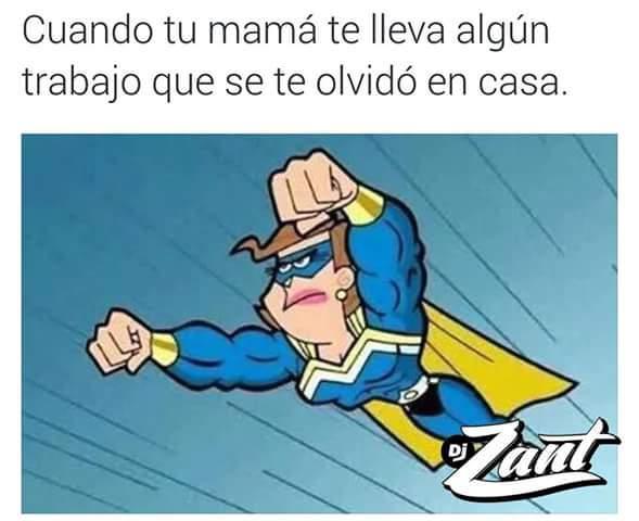 Super mamá!!! - meme