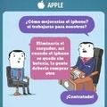 Apple y sus estrategias de negocio