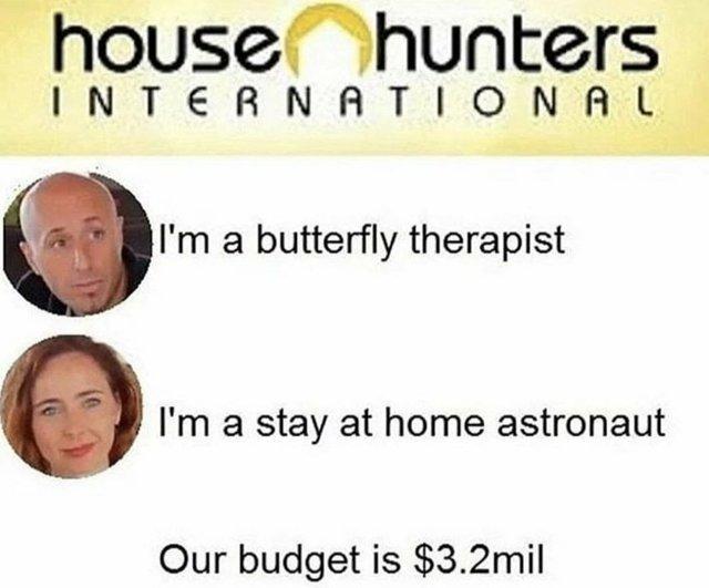 House hunters international - meme