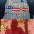 Sorry with the Bernie memes, but....