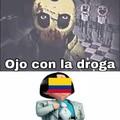 Colombia: no chupala