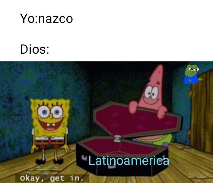 UNA MALDICION - meme