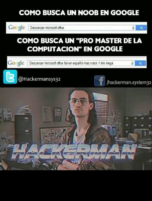 HACKERMAN!!!! - meme