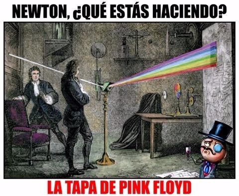 Pink floyd - meme