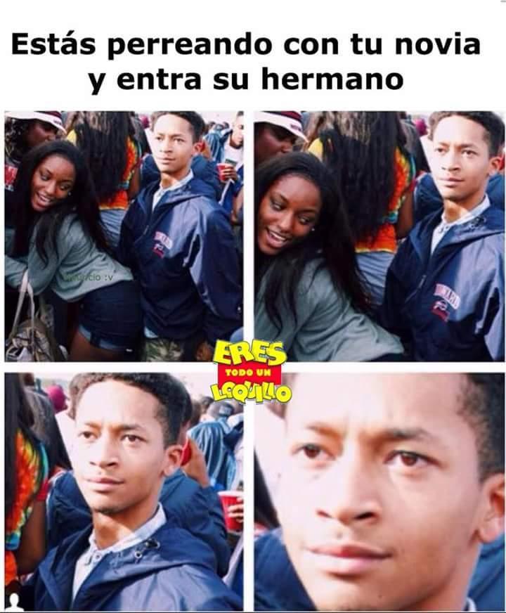 ESCAPA DE AHÍ ESPONJA - meme