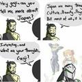 Anime Thighs