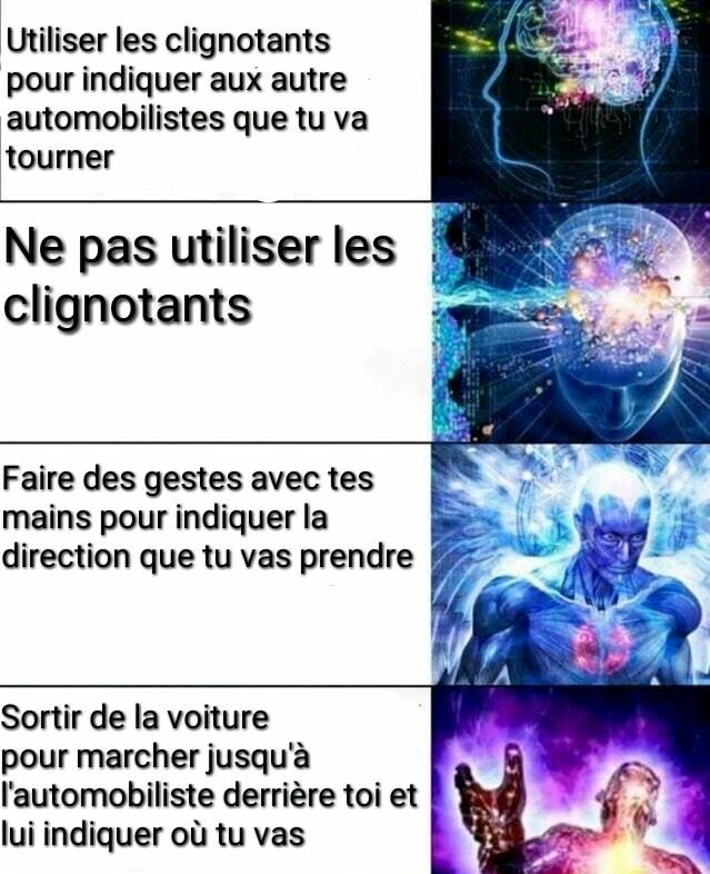 Génius - meme