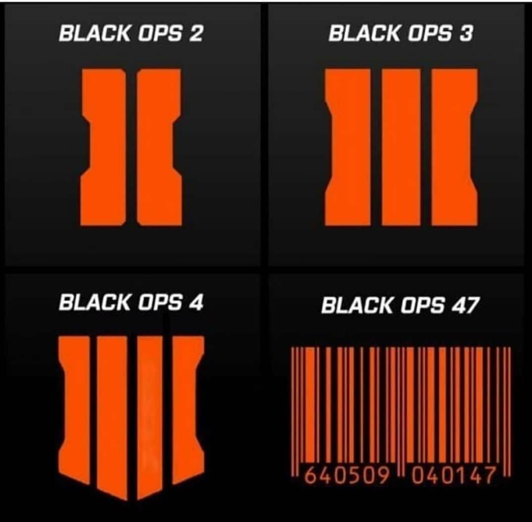Black Ops 47 - meme