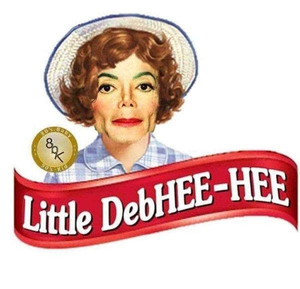 Little DebHEE-HEE - meme