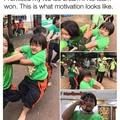 This kid is on crack.