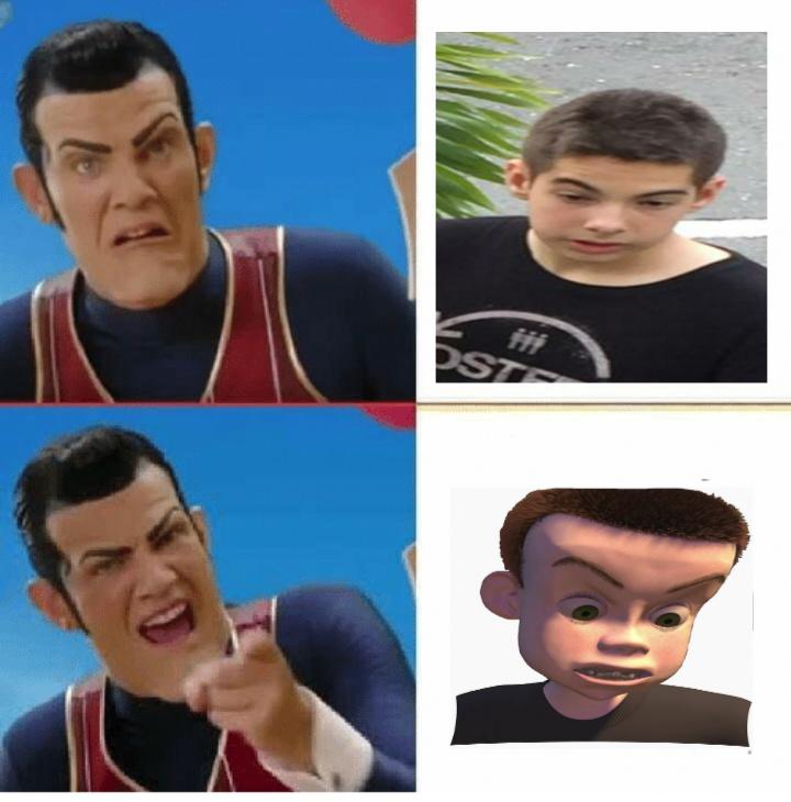 Mi amigo se parece a Sid - meme