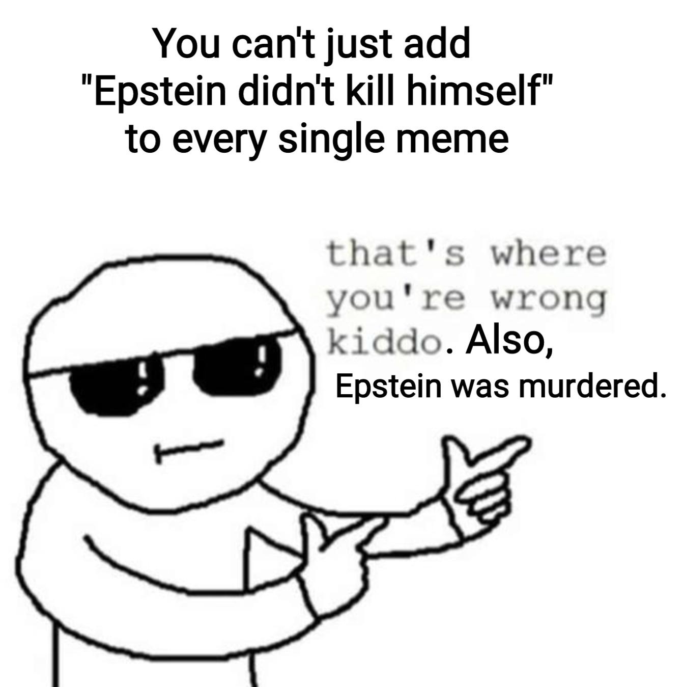 Conspiracy Theorists Rise Up - meme