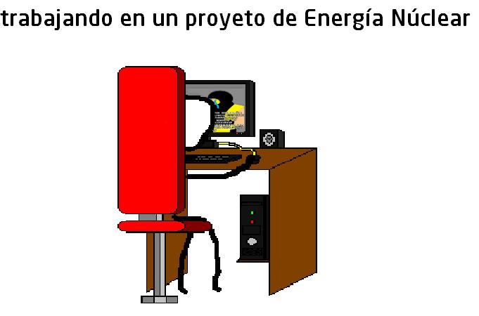 Energia nuclear mejorado REAL, el otro olvide poner el detalle final - meme