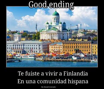 GOOD ENDING - meme