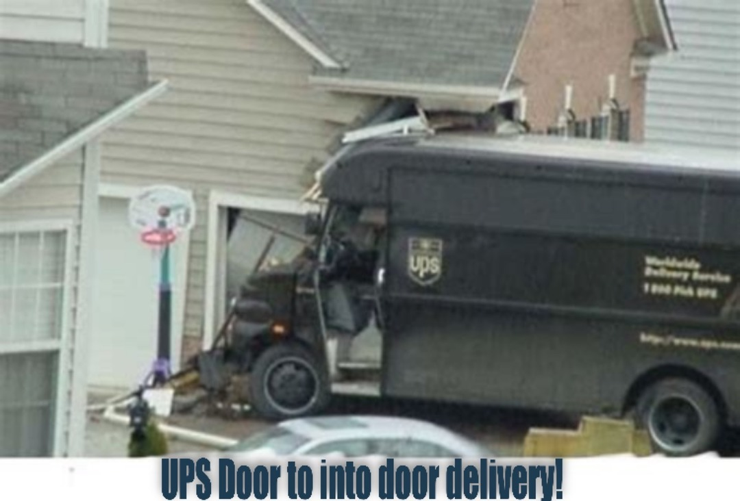 None of the packages were damaged… - meme