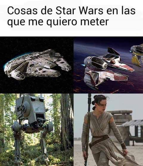 Star wars - meme