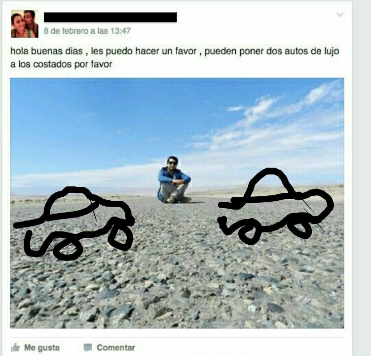 Carrazos papu' - meme