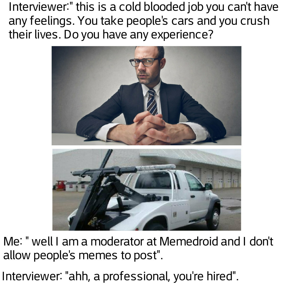 Professional - meme