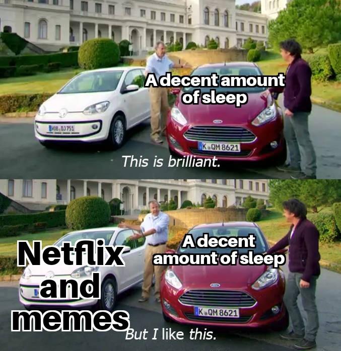 Netflix and memes