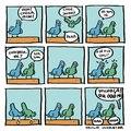 Queria ser um pombo
